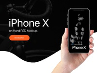 Banner iphone hands 3 by tranmautritam