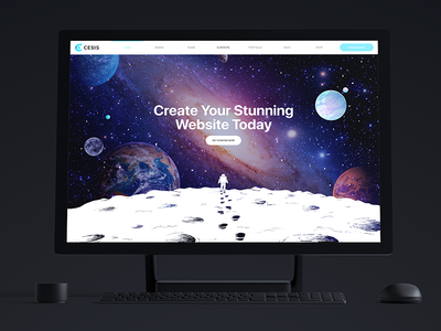 Cesis WordPress Theme | Request Early Access planet galaxy surface studio theme themeforest submit form access request wordpress theme wordpress cesis wordpress cesis