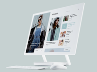 MITALENT | Behance Showcase + Free PSD