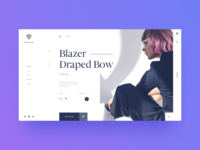 Novar | Fashion Product Page [new look]