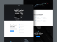Product One-Page | WordPress Theme