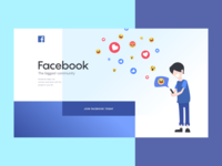 Facebook | Welcome Page