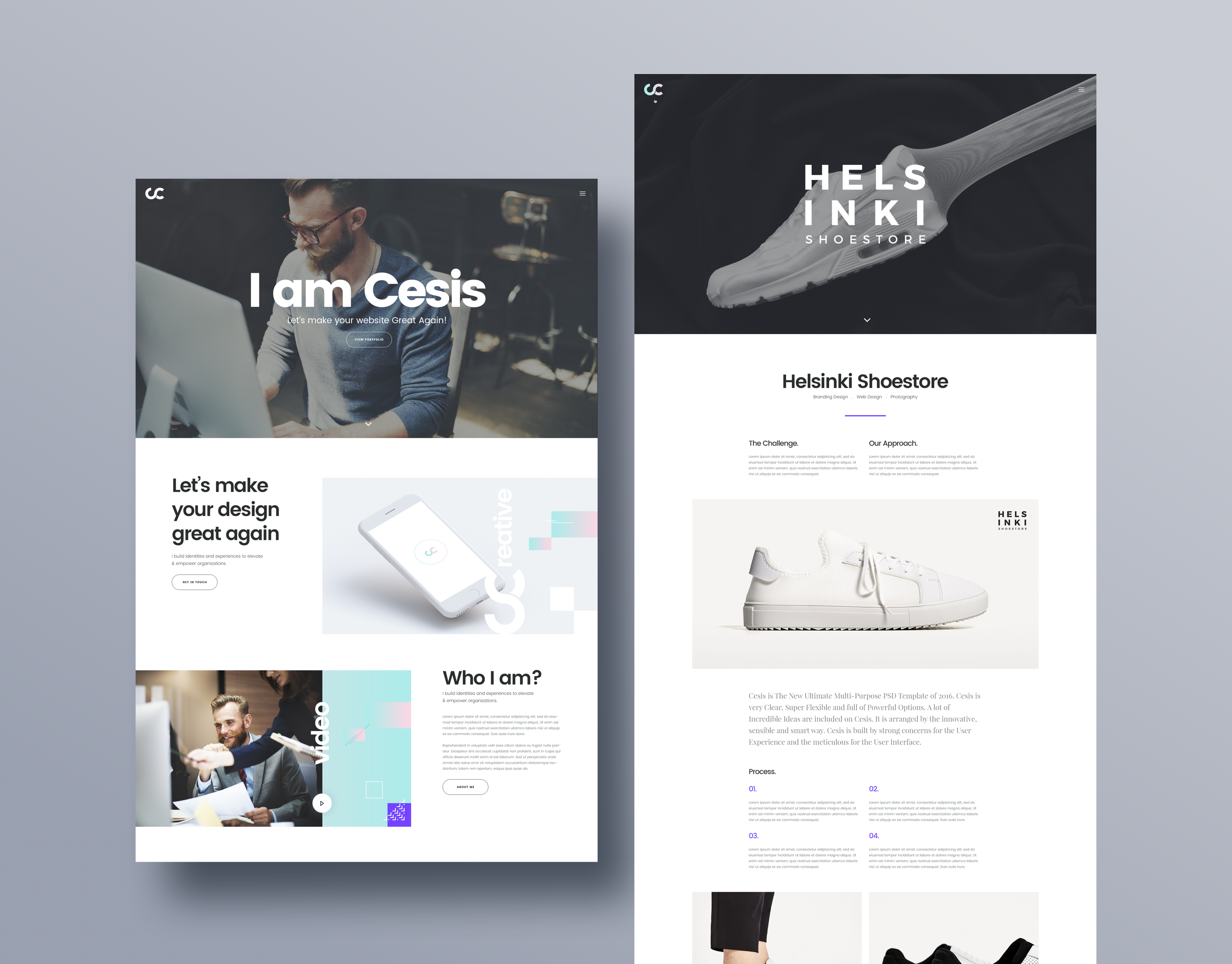 Behance cover