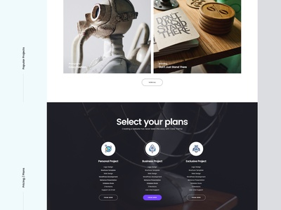 Cesis Creative Agency - FREE DOWNLOAD!!! clear clean unique layout agency creative website template web design photoshop psd template free download freebie