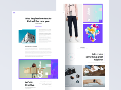 Limited Giveaway: Cesis Creative Agency PSD Template