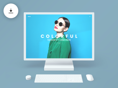Tran Mau Tri Tam ✪ / Projects / Microsoft Surface Studio Mockups