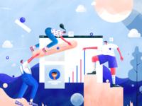 UI Designers #2 - Illustration