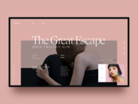 The Great Escape II :: Layout Exploration