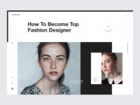 Fashion designer lookbook tranmautritam 2x