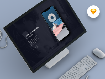 Free Download: MI Business - Sketch Template