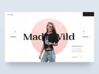 Lookbook :: Made Wild :: Layout Exploration