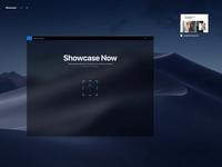 Showcase App Interaction