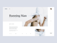 Undesign :: Running Man