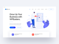 WPBuilders :: Header :: New Illustration