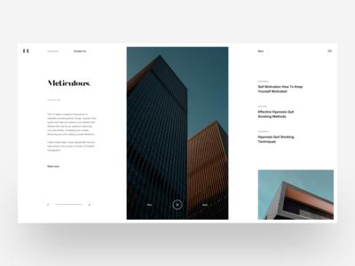 Layout Exploration :: Architecture Inspiration
