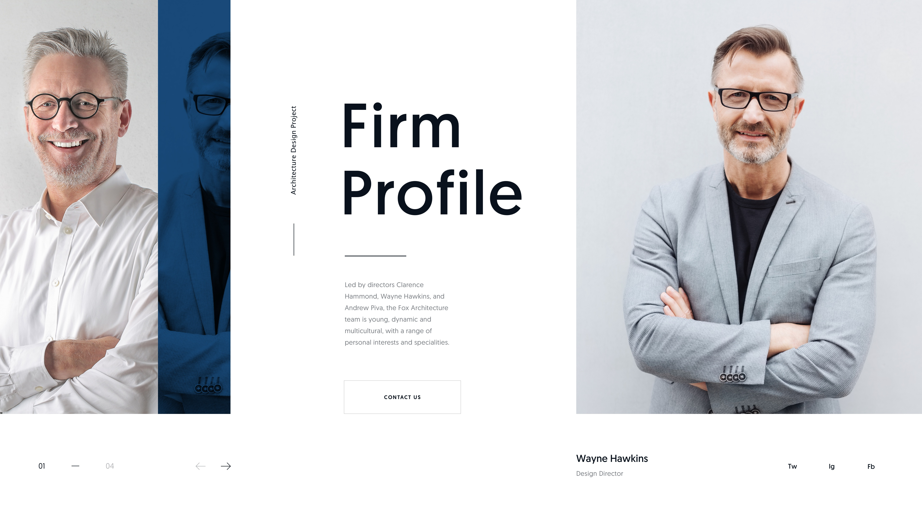 Firm profile 2x