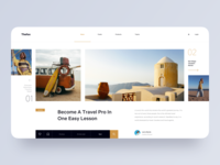 TheFox Travel :: Layout Exploration