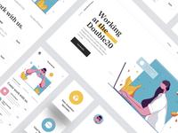 Careers - Website Banner - Illustration Concept