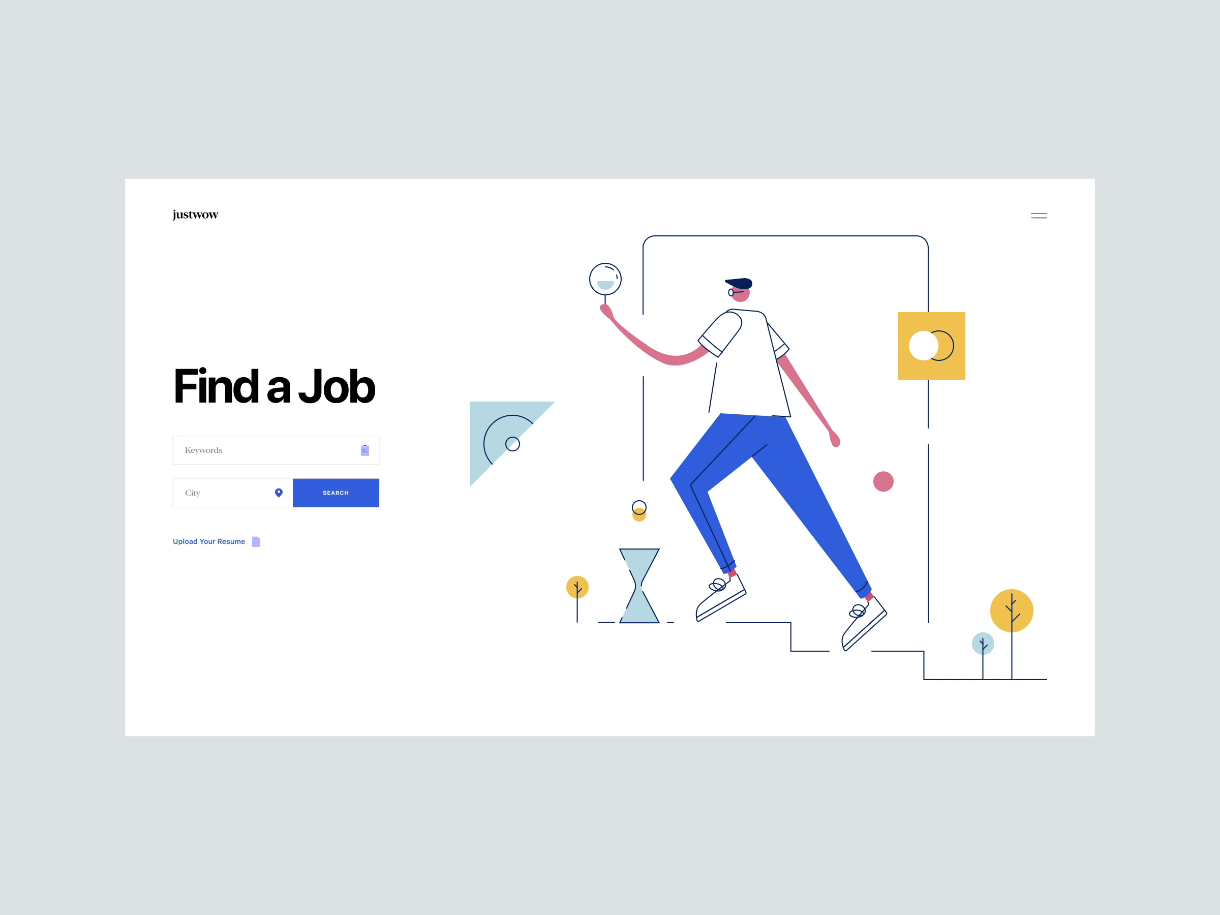 Find a job 1