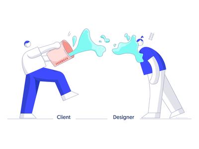 Client & Designer