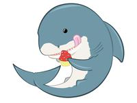 Cupcake Shark