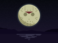 Full Moon the 13th