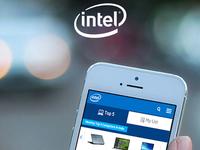 Pocket Intel mobile web