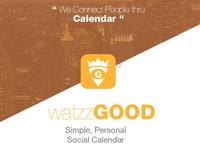 watzzGOOD Calendar Android