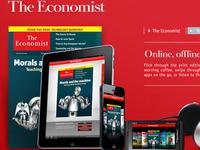 The Economist Asia Web