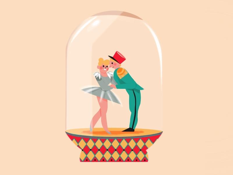 Carousel Lovers