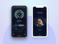 Noway App Multimedia Screen