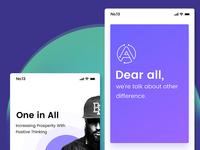 Aca Mobile App UI KIT