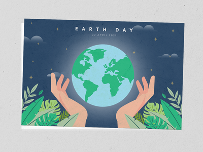 Earth Day 2021 minimal warmup april earthday texture webdesign 2d illustration planet earth love weekly challenge weekly planetery planetarium