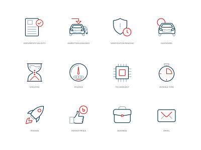 Snapsel Icon Set 2 branding vector minimal modern illustrations simple icons icon iconset design flat