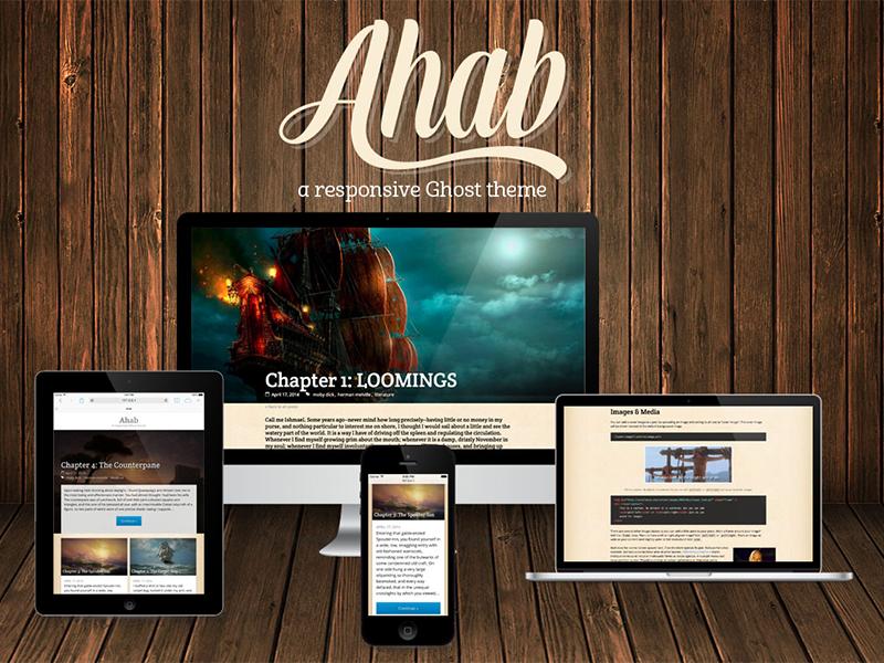 Ahab is responsive