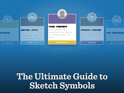 The Ultimate Guide to Sketch Symbols uxcellence symbols sketch