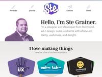 New SteGrainer.com