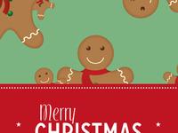 Christmas Card WiP #1