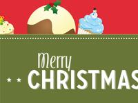 Christmas Card WiP #2