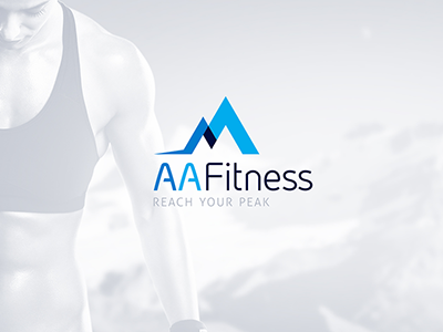 logo design for personal trainer by design delivery dribbble
