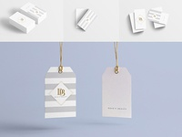 Business card and Tag