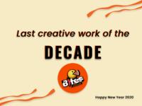 Last Creative of the Decade