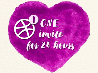 One Invite For 24 Hours