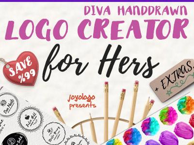 Feminine Stylish Unique Logo Creator