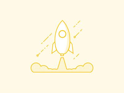 Spaceship Rocket rocket spaceship icon app ui