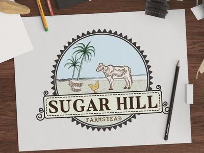 Sugar Hill Logo Design