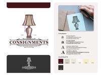 Consignments Logo Design