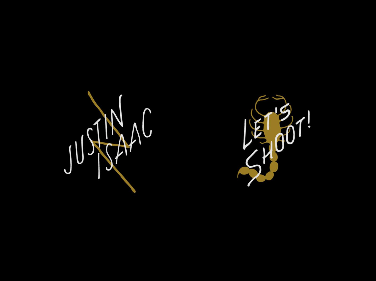 Justin Isaac Logos