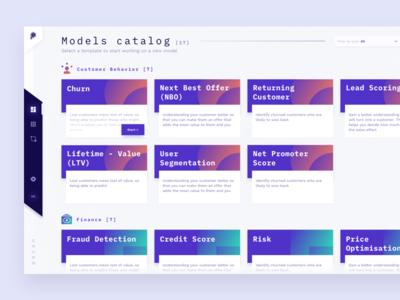 Model Catalog