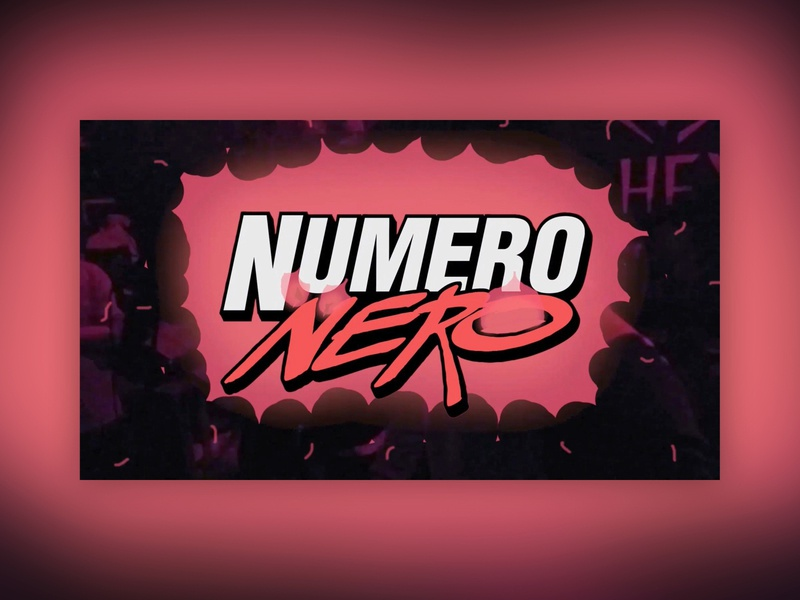 Numero Nero | music video